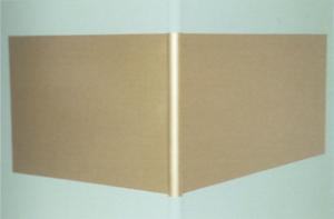 """Eine Kante, die mit drei Viertelstäben entschärft wurde. Beispiel aus dem Buch """"Feng Shui - Wenn Räume lächeln"""" von Gudrun Mende."""