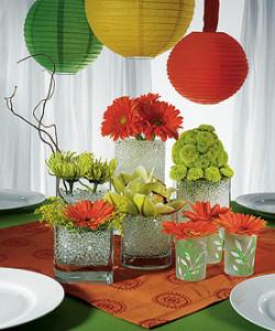 Dekoration Tisch